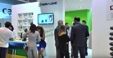 AlgaEnergy estuvo presente con gran éxito en Fruit Attraction 2016