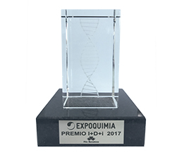 Award for Biotechnology Research and Innovation Expoquimia