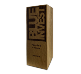 """BlueInvest - People's Choice"" Award"