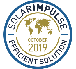 Seal 'Solar Impulse - Efficient Solutions'
