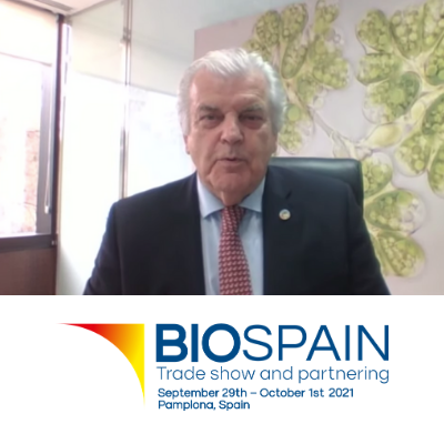 AlgaEnergy, protagonist in the presentation of BioSpain 2021